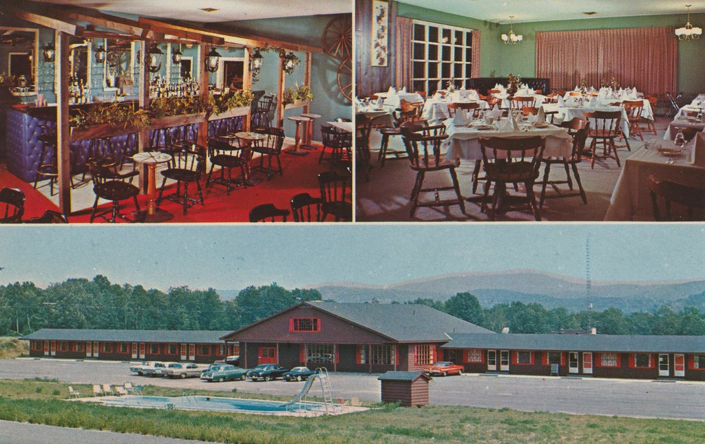 The Lodge Motor Hotel and Dining Room - Bellows Falls, Vermont
