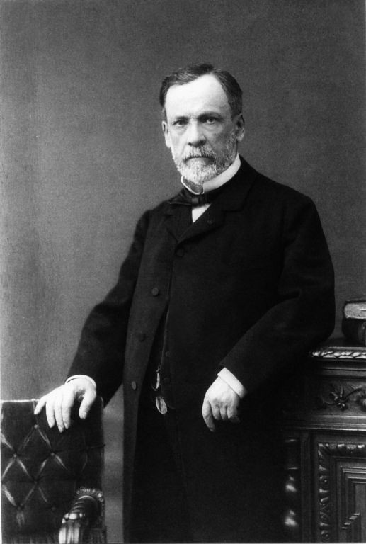 Populaire Louis Pasteur | Portrait of Louis Pasteur, Paris, 1902 Court… | Flickr SH48