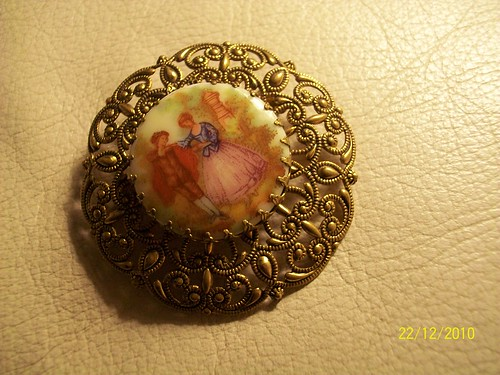 Front of Brooch | by b4ssm4st3r