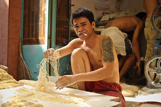 Vietnamese Noodle Maker | by goingslowly