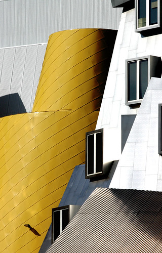 Stata Center detail | by Ahmed ElHusseiny