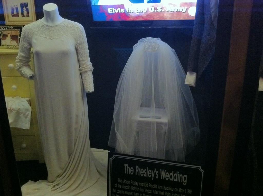 Priscilla Presley Wedding Dress Shelley Panzarella Flickr