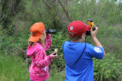 Children at Stone Lakes NWR | by USFWS Pacific Southwest Region