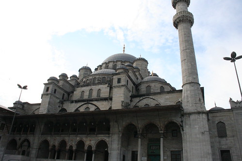New Mosque (Yeni Cami), Istanbul | by firepile