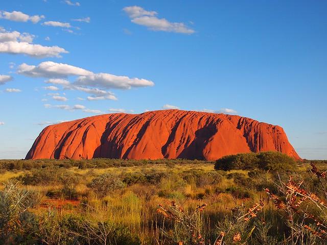 Uluru rock (Australia 2010)