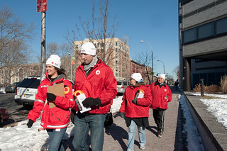 Fire Safety Canvassing | by nyredcross
