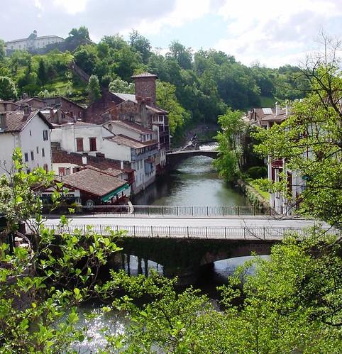 Saint jean pied de port pays basque pyr n es atlantiques f - Office de tourisme pyrenees atlantiques ...