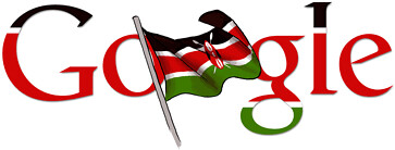 Google Kenya Independence day | by rustybrick