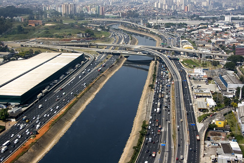 marginal do rio tiete | by Fernando Stankuns