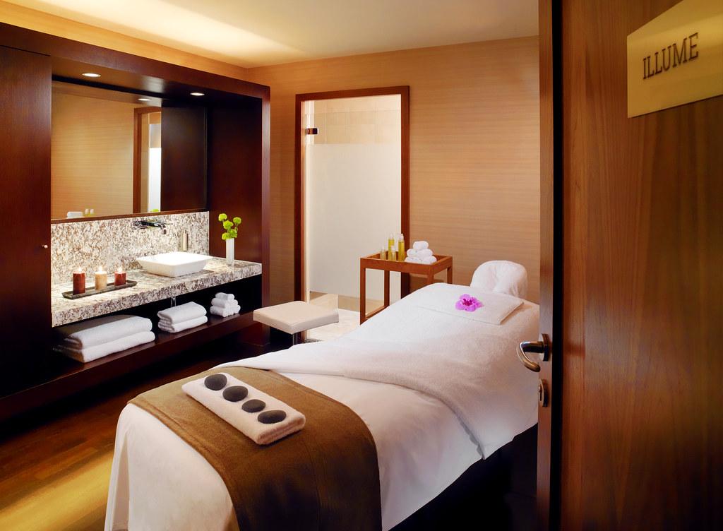 Sheraton Bratislava Hotel Massage Room By Sheraton Bratislava Hotel