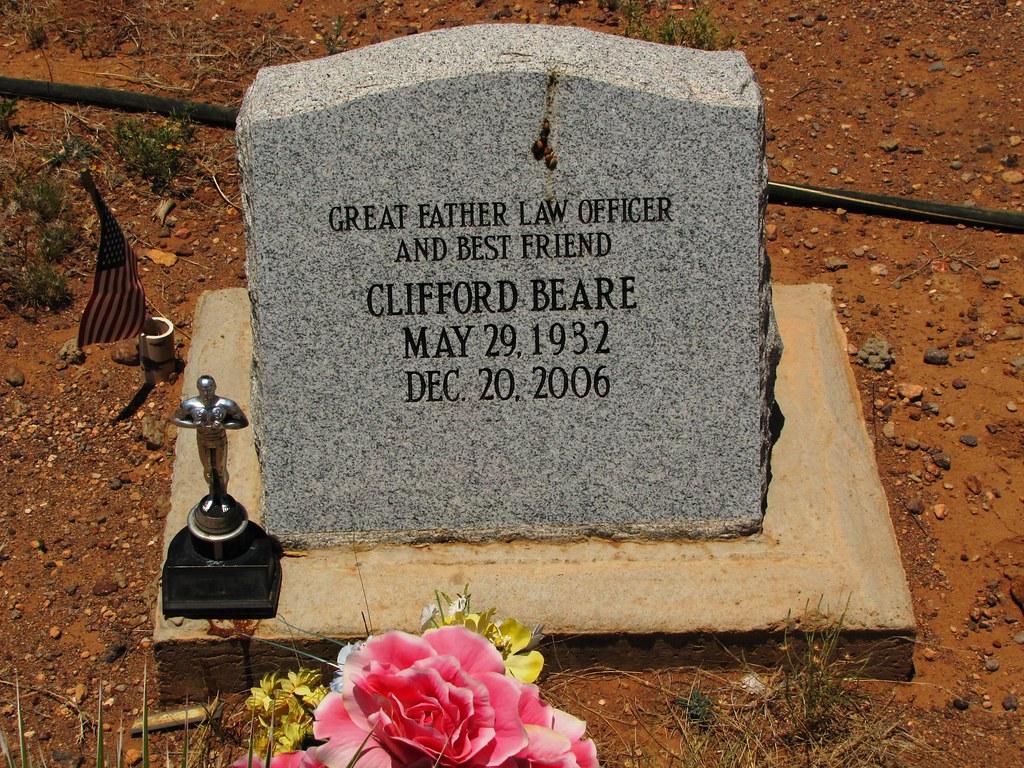 Valentine, Texas Cemetery