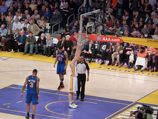 Hanging Around with Pau Gasol | by roopez123