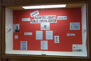 Front Display Case | by Olean Public Library