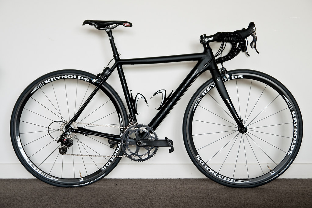 Cannondale CAAD10 (50cm) | Currently sitting at 6.5kg. Specs… | Flickr