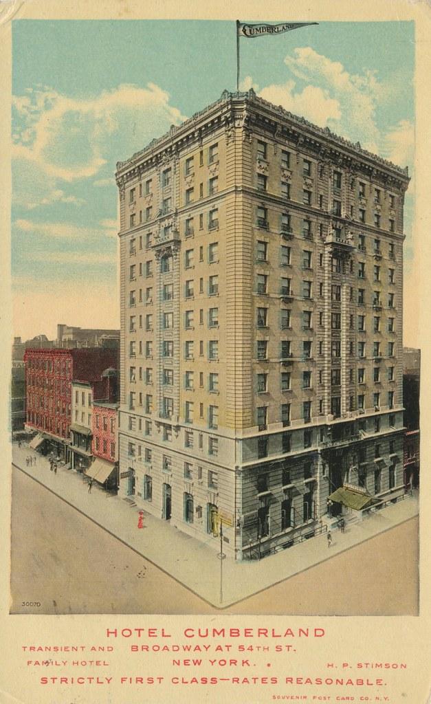 Hotel Cumberland - New York, New York