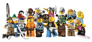 8804 Minifigures Series 4 | by fbtb
