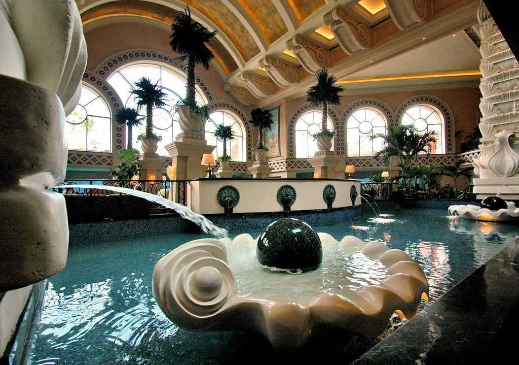 ... Atlantis interior design | by Serge Freeman
