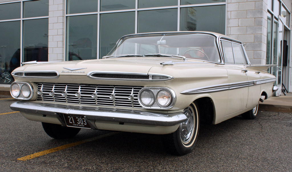 ... 1959 Chevrolet Impala 4 Door Hardtop Sport Sedan (3 Of 6) | By