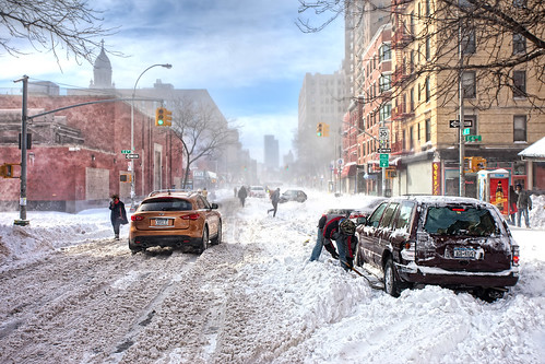 'Snow Day!', United States, New York, New York City, Snow Day | by WanderingtheWorld (www.ChrisFord.com)