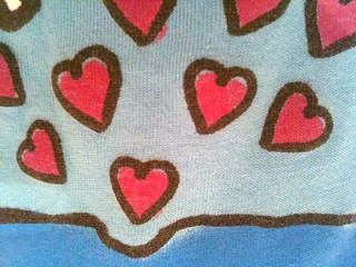 319/365 Hearts on my T-Shirt | by findingthenow