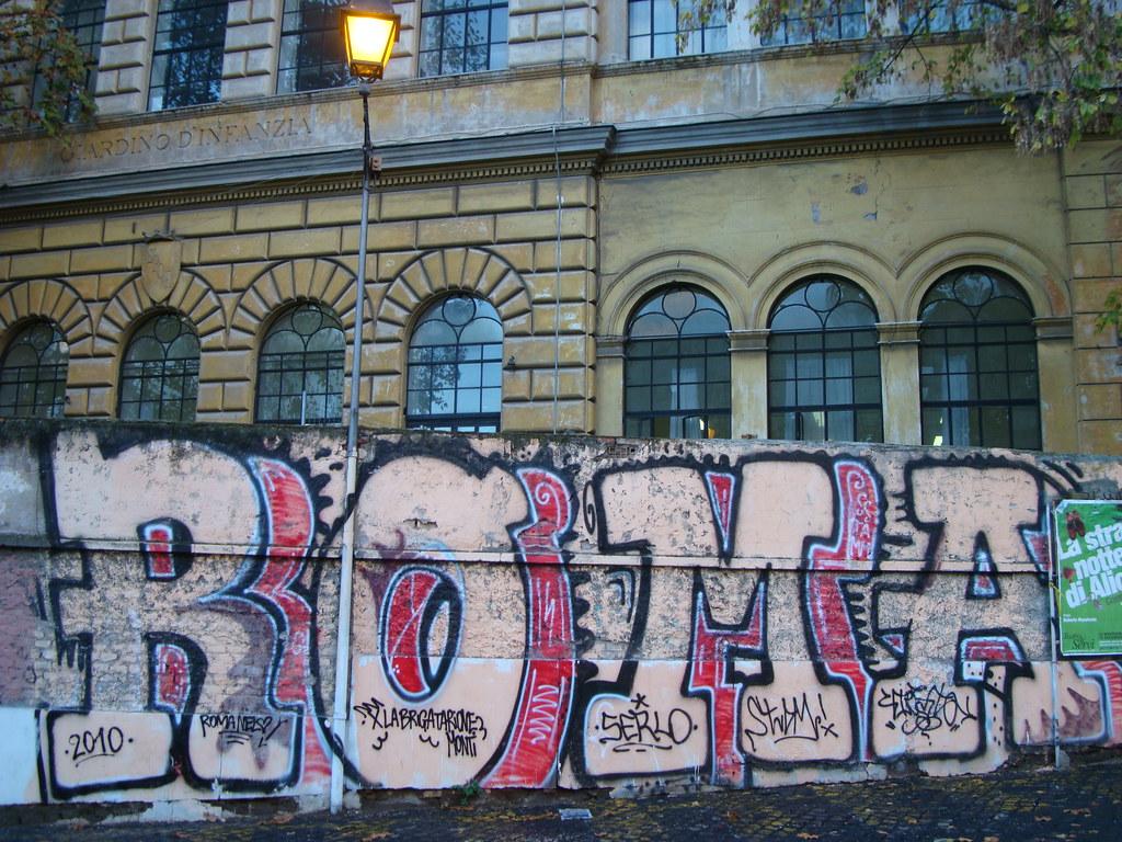 Roman graffiti by notflunky roman graffiti by notflunky