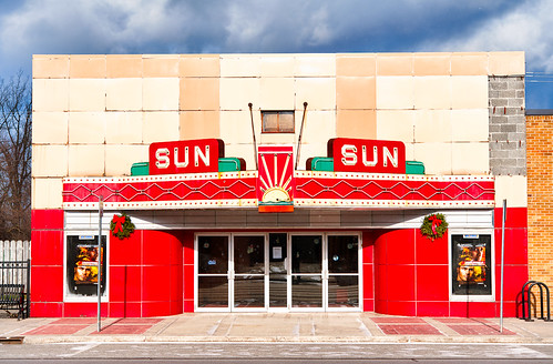 Sun Theater, Williamston MI | by Lawrence of Berkley