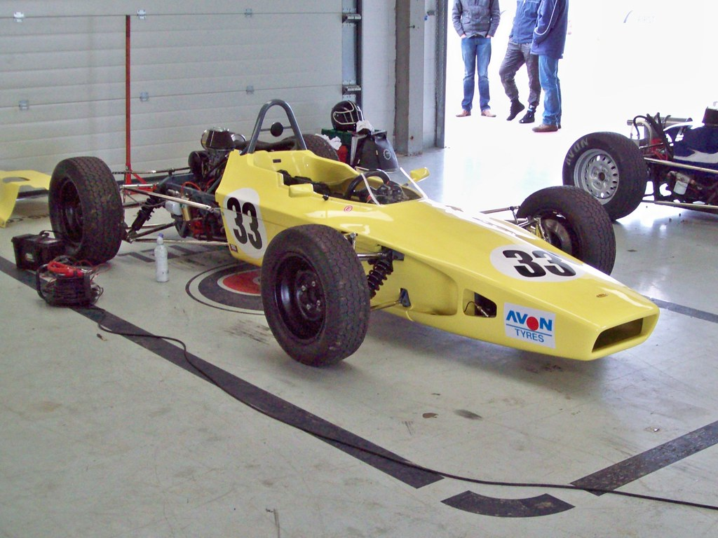 235 Lola T200 Formula Ford (1970) r4 | Lola T200 Formula For… | Flickr