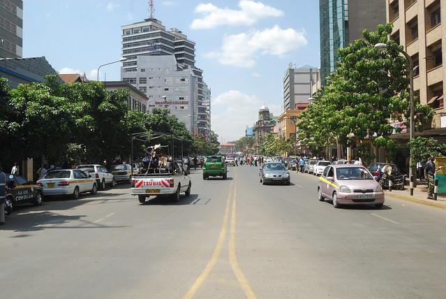 Moi Ave, Nairobi