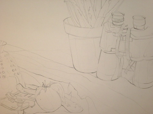 Contour Line Drawing Jobs : Contour line drawing close up jodilcarpenter