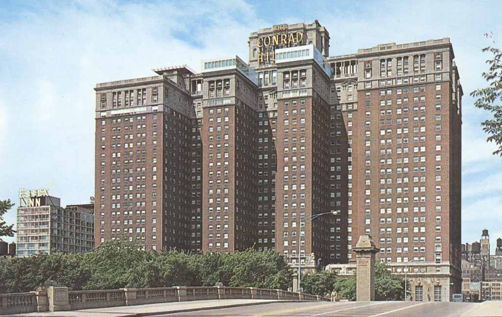 The Conrad Hilton Hotel - Chicago, Illinois