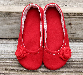 Slippers | by Hazelnutgirl