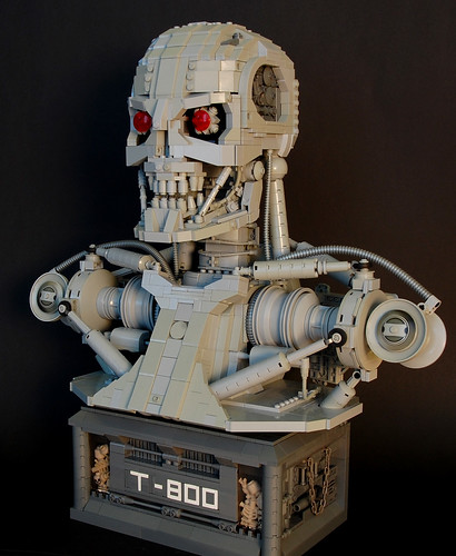 T-800 | by thire5
