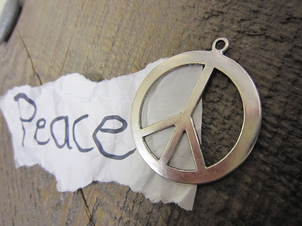 All we are saying is give peace a chance john lennon flickr john lennon by katerha buycottarizona