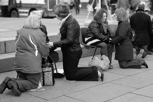 Street Counselling - Saints and Sinners? | by Paul J White