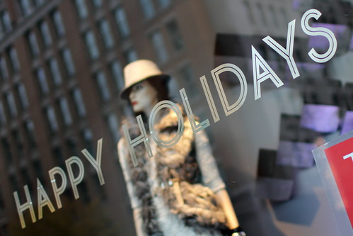 Happy Holidays at Zara | by Mr.TinDC