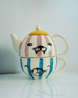 ° TETERA TAZA! / Teapot and teacup ° | by • Miriam Brugmann •