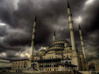 Kocatepe Mosque Ankara/Turkey | by painter&draftsman