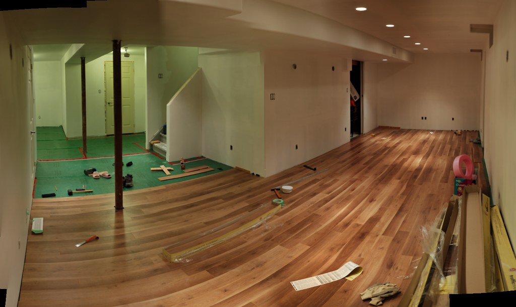 Installing Laminate Flooring By Vincent Ma
