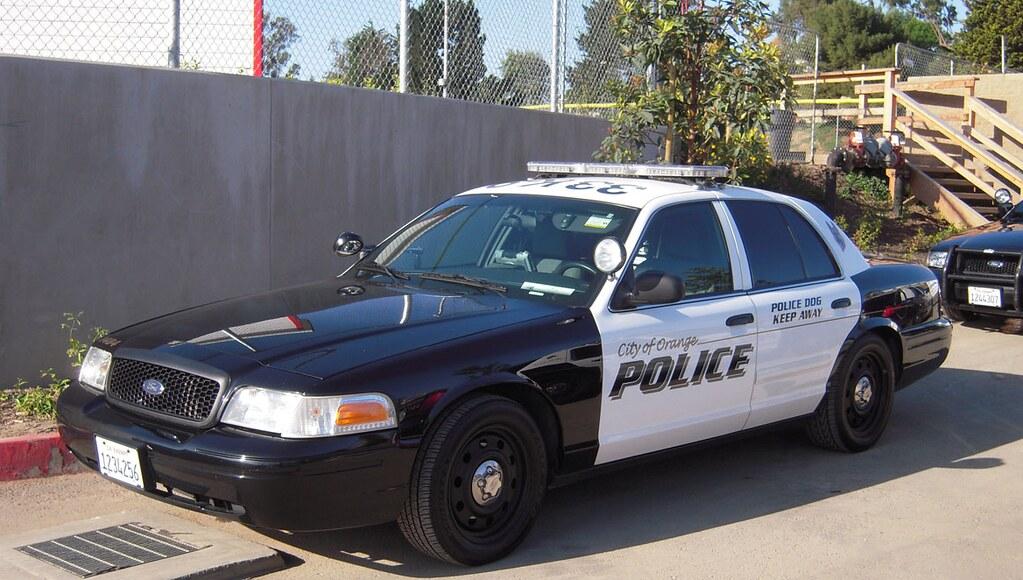 Orange Police K-9 | CODE 4 | Flickr