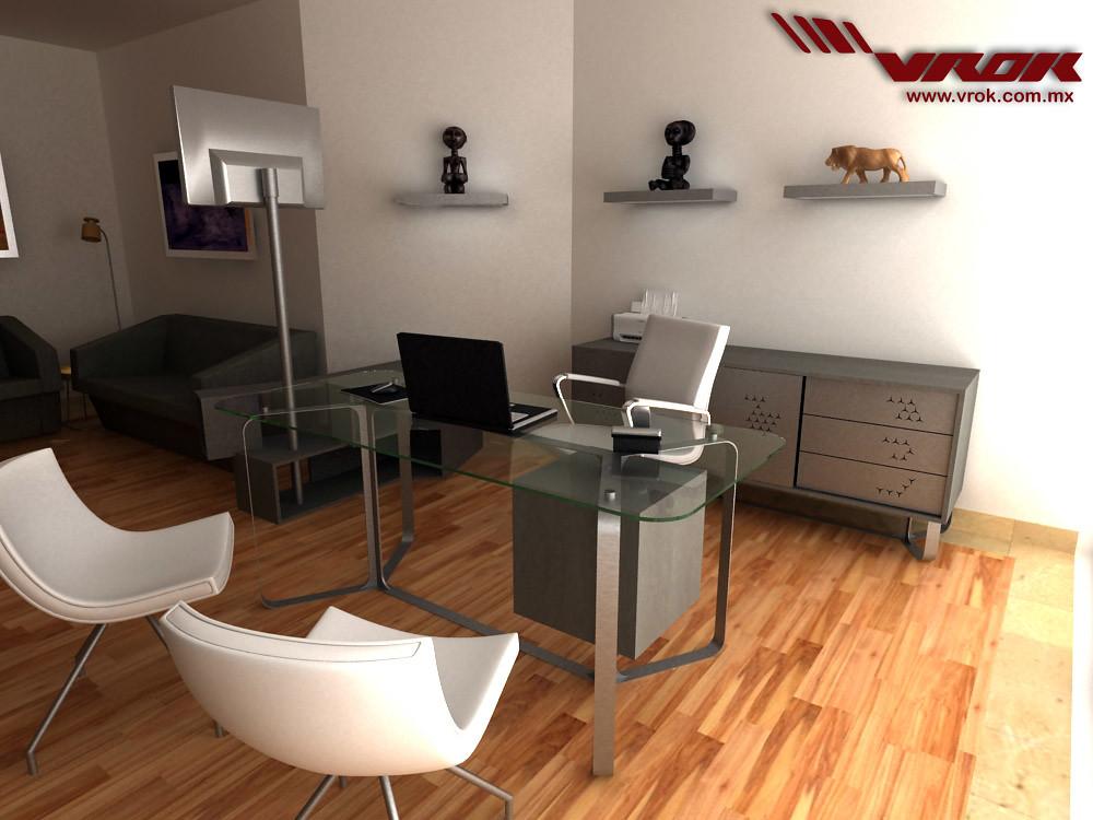 Muebles para despacho interesting muebles para despacho for Muebles escritorio oficina