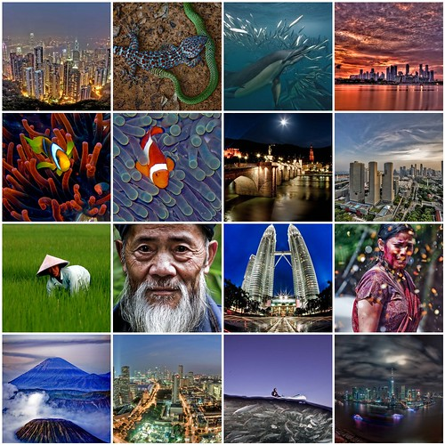 "the 16 most interesting photos in my portfolio - based on flickr ""interestingness"" 