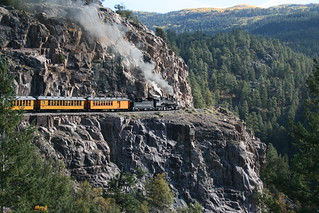 Durango and Silverton Railway | by ollyj