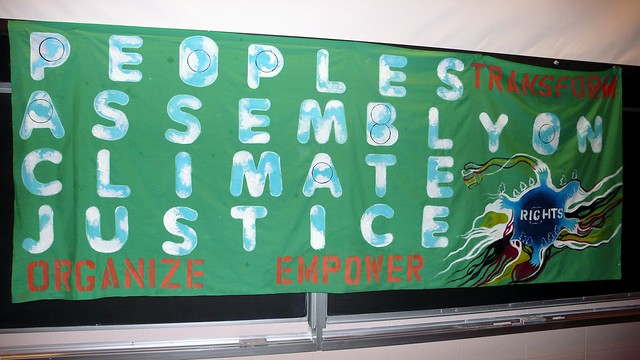 2nd People's Assembly on Climate Justice Toronto
