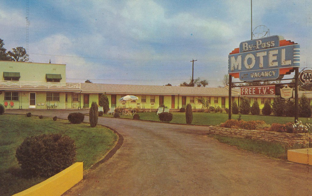 By-Pass Motel - Lexington, Kentucky