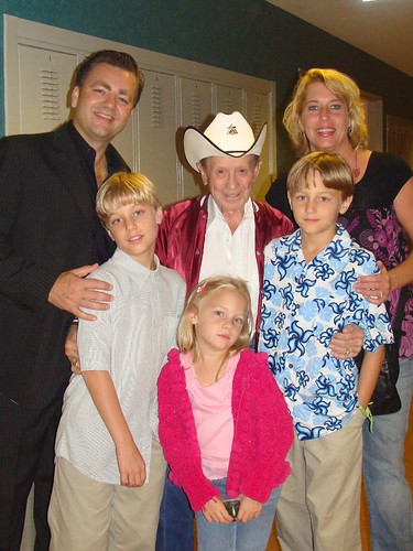 our family with little jimmy | by delmccouryband