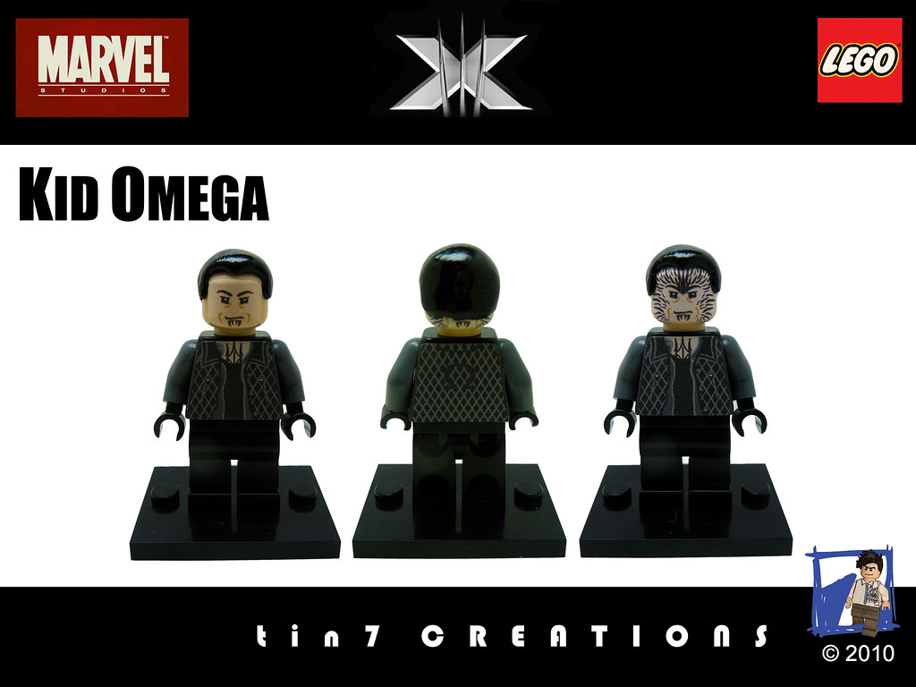 48 Kid Omega Kid Omega Played By Ken Leung From X Men Flickr