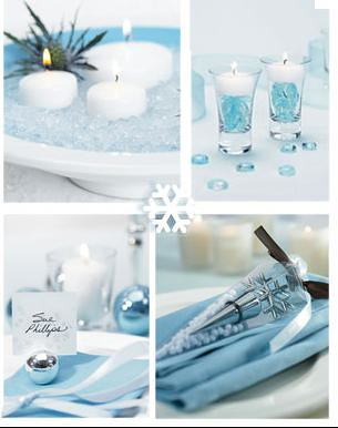 Blue As Winter Wedding Colors How To Hold A Blue Themed We Flickr
