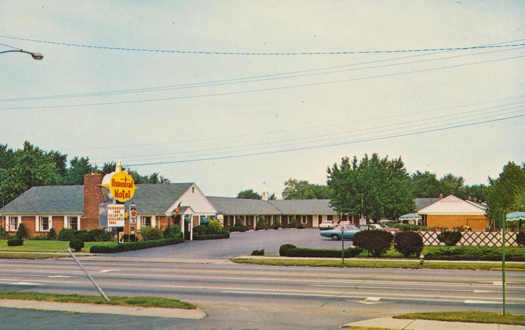 Homestead Motel - Columbus, Ohio