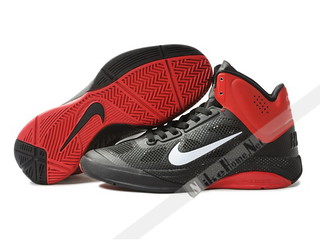finest selection 5c84e ae962 Nike Zoom Hyperfuse XDR Black White Sport Red  by blairlin97 ...