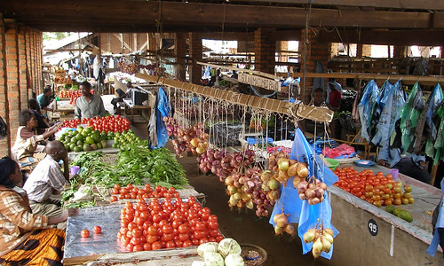 Market in Malawi | by IFPRI